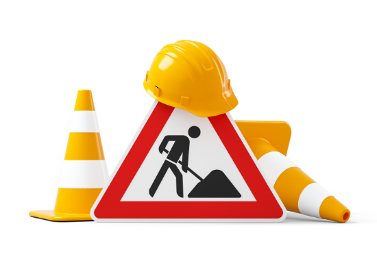 Construction Site Icon