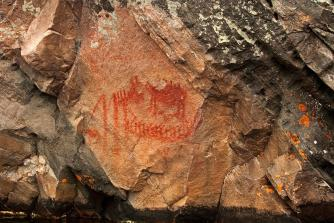 Bon Echo Pictograph