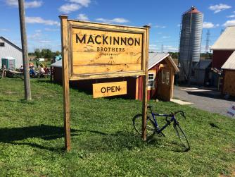 MacKinnon Brothers Sign