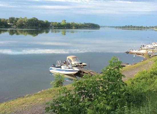 View of Hay Bay