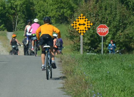 Discover Ride Cyclists