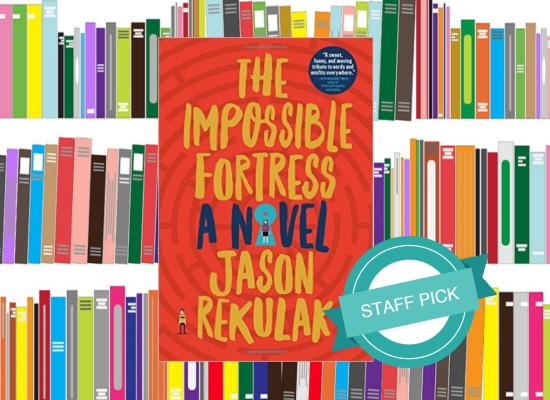 the impossible fortress book