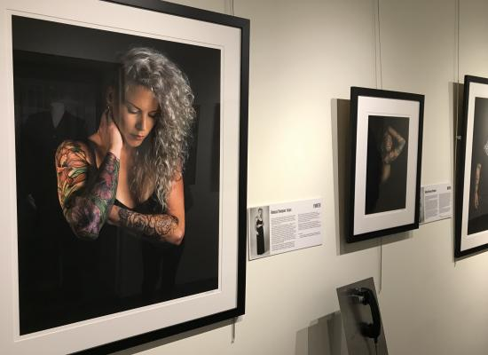 My Story My Tattoo Exhibit