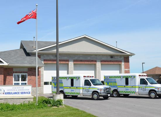 Napanee Ambulance Base