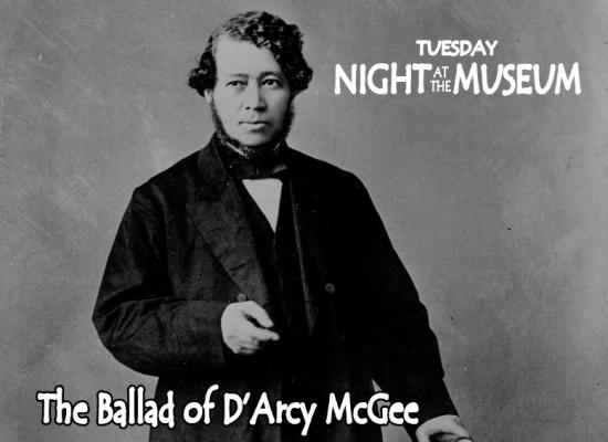 D'Arcy McGee