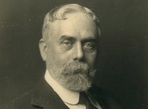 Sir Gilbert Parker Portrait