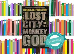 lost city of the monkey god staff pick