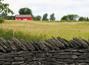 Dry Stone and Barn