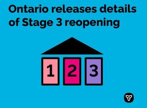 Stage 3 Reopening