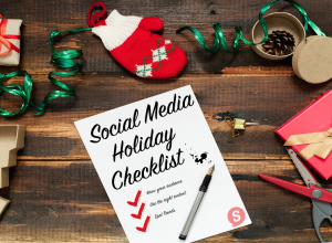 Holiday Social Media